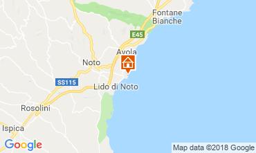Carte Noto Villa 117388