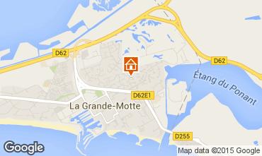 Carte La Grande Motte Appartement 77910