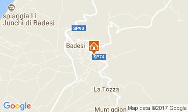 Carte Badesi Appartement 112512