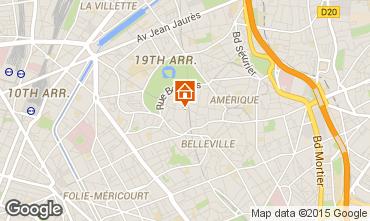Carte PARIS Studio 63317