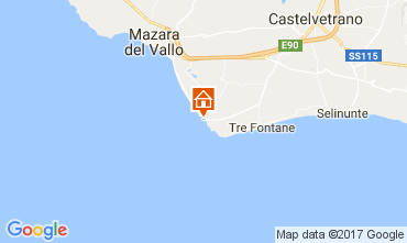 Carte Tre Fontane Villa 107993