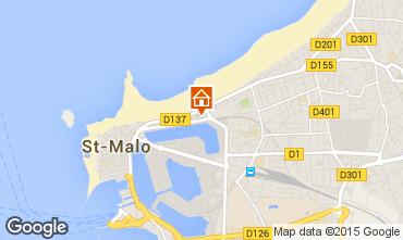 Carte Saint Malo Appartement 100709