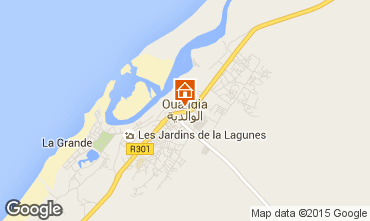 Carte Oualidia Appartement 24787