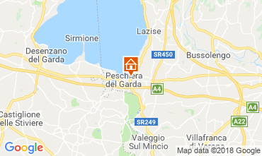 Carte Peschiera del Garda Appartement 116716