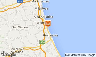 Carte Giulianova Appartement 35266