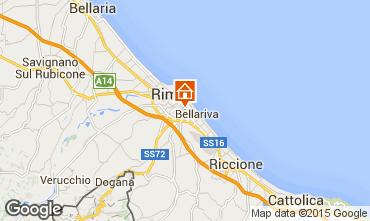 Carte Rimini Appartement 82279