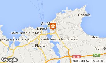 Carte Saint Malo Studio 90621