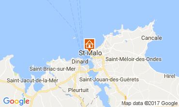 Carte Saint Malo Appartement 111558