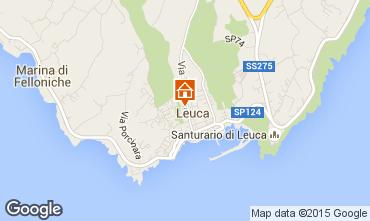Carte Santa Maria di Leuca Appartement 84118