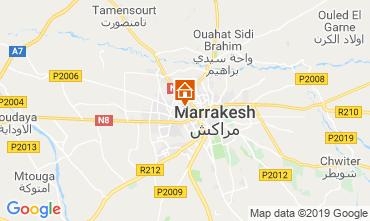 Carte Marrakech Appartement 118460