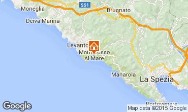 Carte Monterosso al Mare Appartement 50061