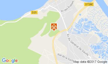 Carte Ronce-les-Bains Mobil-home 110539