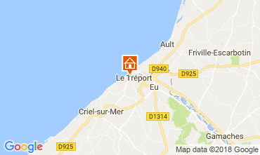 Carte Le Tréport Appartement 112122