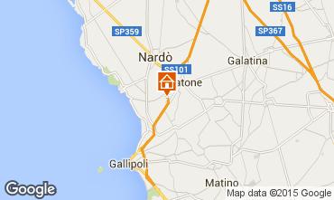 Carte Gallipoli Appartement 79039
