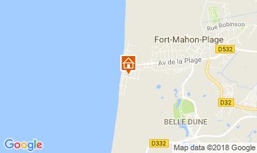 Carte Fort Mahon Appartement 114689