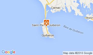 Carte Saint Pierre Quiberon Maison 106018