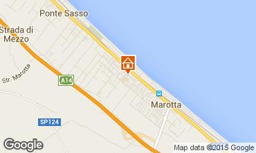Carte Marotta Appartement 76102