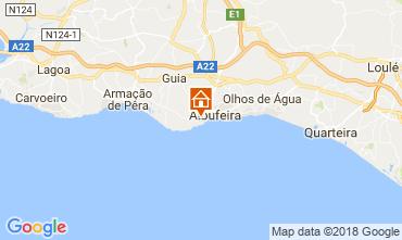 Carte Albufeira Appartement 115053
