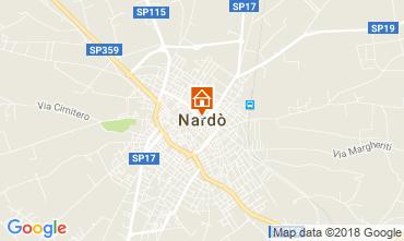 Carte Nardò Villa 114432