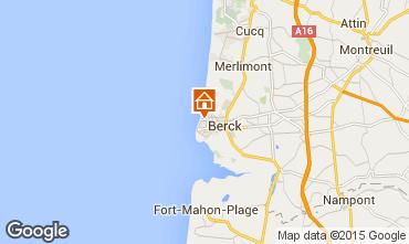Carte Berck-Plage Appartement 77318