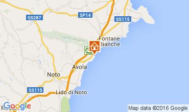 Carte Avola Villa 93429