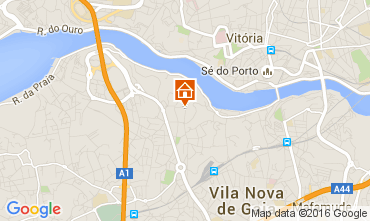 Carte Vila Nova de Gaia Appartement 103672