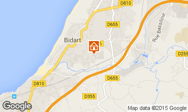Carte Biarritz Mobil-home 41831
