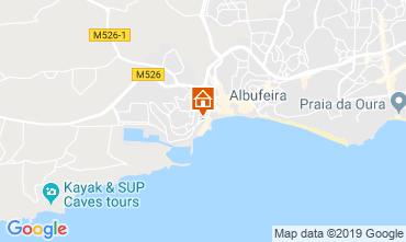 Carte Albufeira Appartement 117861