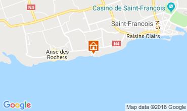 Carte Saint Francois Villa 116237