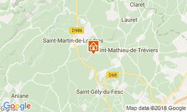 Carte Saint-Gély-du-Fesc Maison 114910
