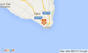 Carte Santa Maria di Leuca Villa 71422