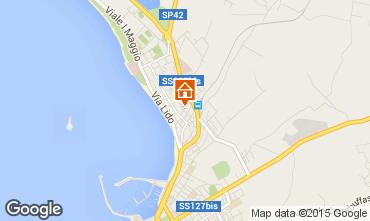 Carte Alghero Appartement 79617