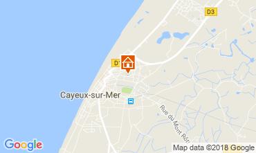 Carte Cayeux-sur-Mer Maison 115164
