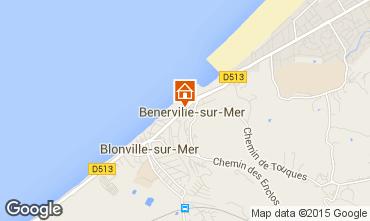 Carte Deauville Appartement 101396