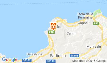Carte Terrasini Villa 117072