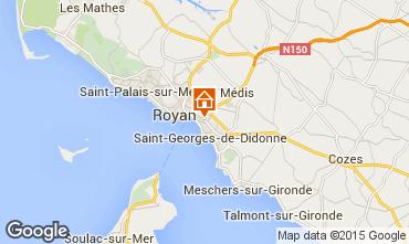Carte Royan Appartement 15972