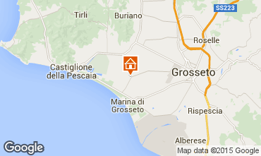 Carte Grosseto Gite 72193