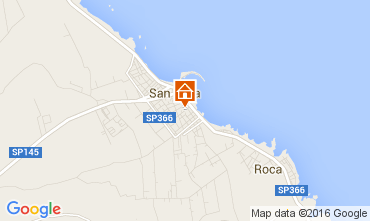 Carte San Foca Appartement 94580