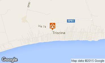Carte Triscina Villa 99407