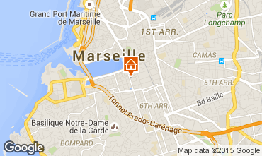 Carte Marseille Studio 5953
