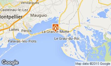 Carte La Grande Motte Appartement 82525