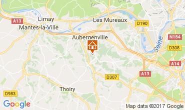 Carte Saint-Germain-en-Laye Appartement 12260