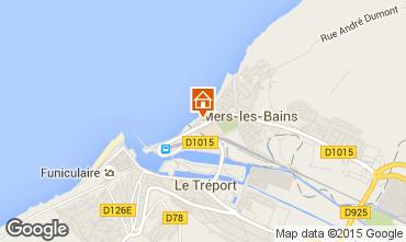 Carte Mers Les bains Studio 58355