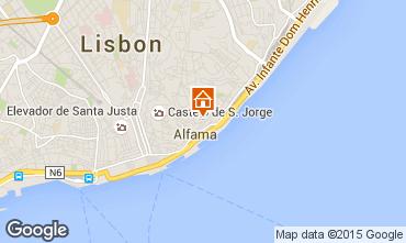 Carte Lisbonne Appartement 26404