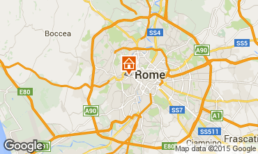 Carte Rome Appartement 43575