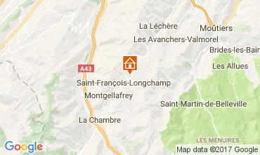 Carte Saint François Longchamp Appartement 92573