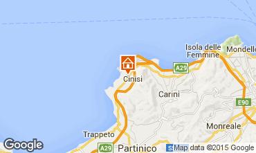 Carte Terrasini Villa 72013