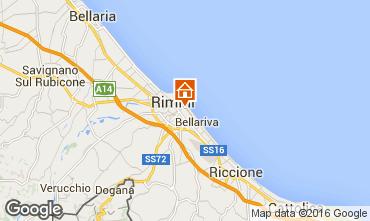 Carte Rimini Appartement 100445