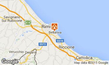 Carte Rimini Appartement 97387