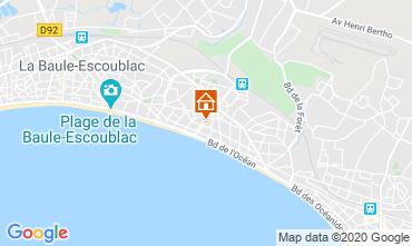 Carte La Baule Appartement 118295